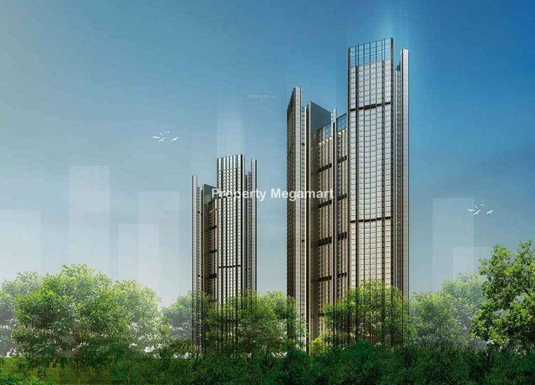 Oberoi Realty Enigma and Eternia